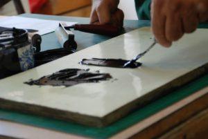 תהליך ההדפס